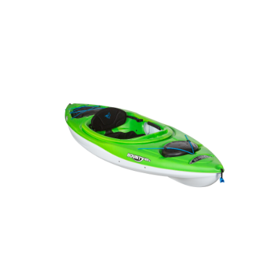 Pelican Bounty 100x Exo Kayak - Apple Citrine/White