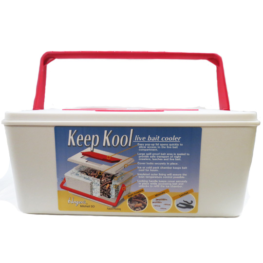 Keep Kool Can Of Worms Live Bait Cooler The Snare Shop