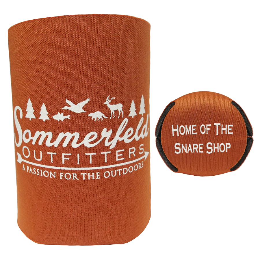 SOMMERFELD OUTFITTERS KOOZIE