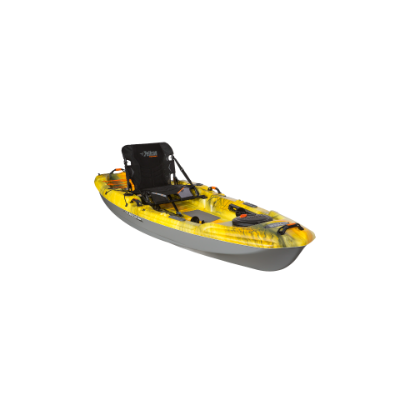 Pelican The Catch 100 Kayak - Halo/Magnetic Grey