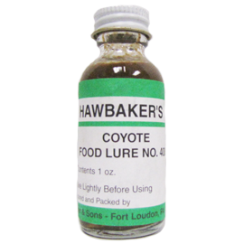 HAWBAKER'S COYOTE FOOD LURE 400