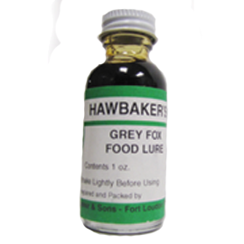 HAWBAKER'S GREY FOX FOOD LURE *Discontinued Item