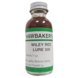 Hawbaker Wiley Red Lure 500 - OUT OF STOCK