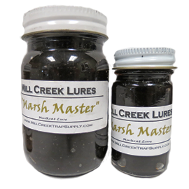 MILL CREEK MARSH MASTER MUSKRAT LURE