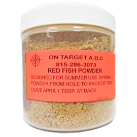 ON TARGET ADC RED FISH POWDER *Discontinued