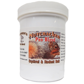 Jameson's Nutcracker Squirrel Bait - 2 in Stock
