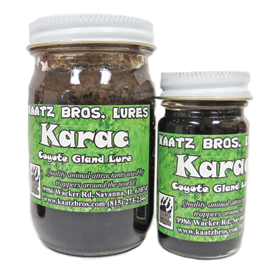 KAATZ BROS LURES KARAC COYOTE GLAND LURE