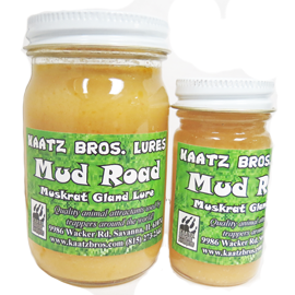 Kaatz Bros Lures Mud Road Muskrat Gland Lure