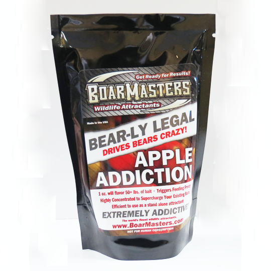 Boarmasters Bearly Legal Sweet Powder