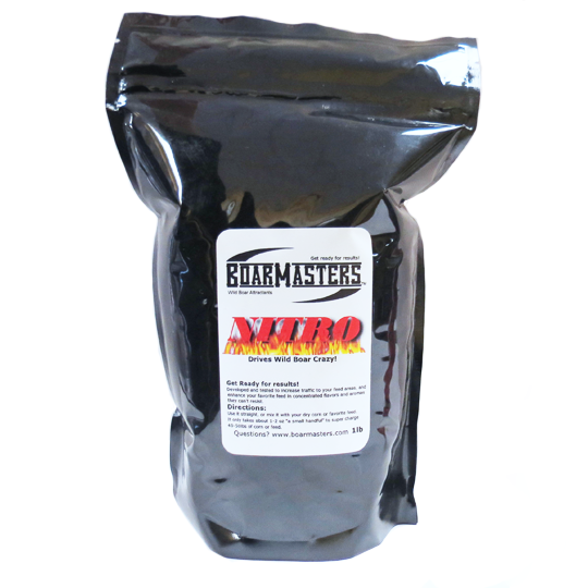 Boarmasters Nitro Powder Wild Hog Attractant