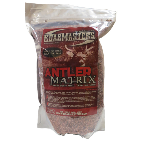 BOARMASTERS -  ANTLER MATRIX MINERAL SUPPLEMENT
