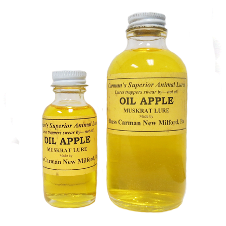 CARMANS APPLE OIL