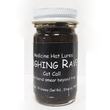 MEDICINE HAT - LAUGHING RAVEN CAT CALL