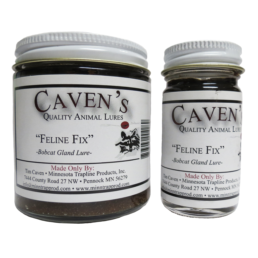 CAVEN'S FELINE FIX LURE