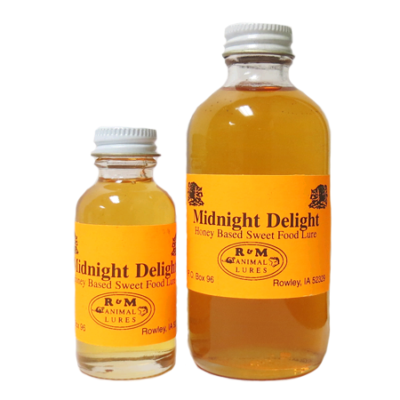 R & M Midnight Delight Raccoon Lure