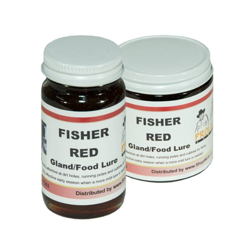 Proline Lures Fisher Red Lure