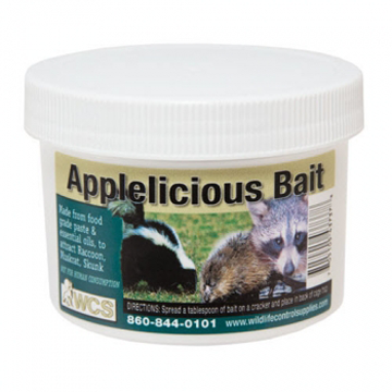 WILDLIFE CONTROL SUPPLIES APPLELICIOUS BAIT