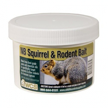 Wildlife Control Supplies NB Squirrel & Rodent Bait