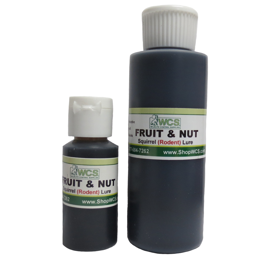 WILDLIFE CONTROL SUPPLIES FRUIT & NUT LURE