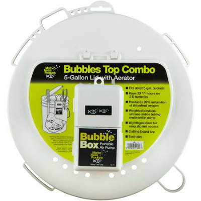 MARINE METAL BUBBLES TOP COMBO