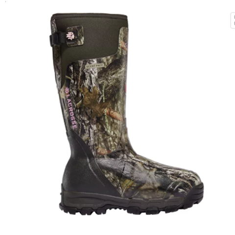 LaCrosse Women's Alphaburly Pro 15 1600G Mossy Oak Break Up