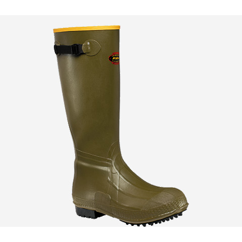 Lacrosse Burly Air Grip Insulated Rubber Boot The Snare Shop