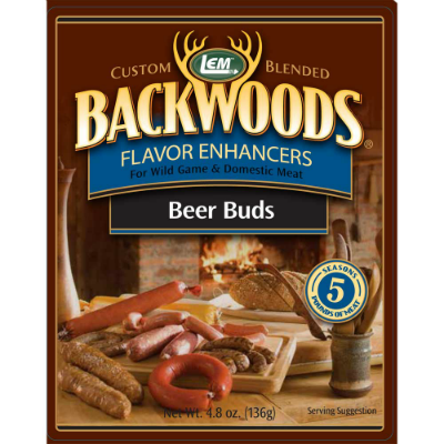 LEM Backwoods Beer Buds