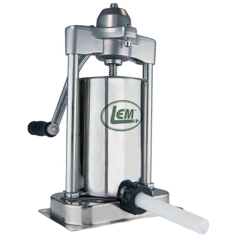 LEM Mighty Bite Vertical 5 lb Stuffer
