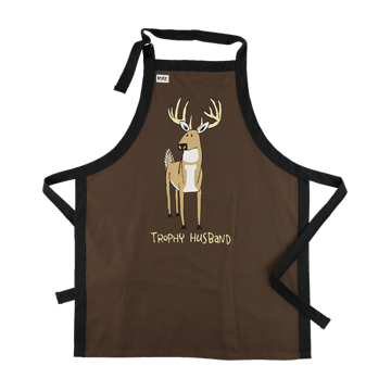 Lazy One Trophy Husband Apron