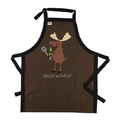 Lazy One Grillin' and Chillin' Apron