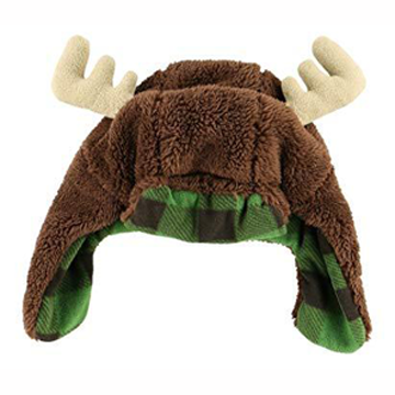 Lazy One Moose Critter Cap