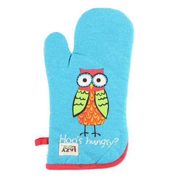 Lazy One Hoo's Hungry Oven Mitt