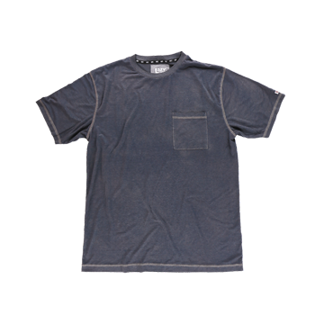 Lazy One Charcoal Mens Tee
