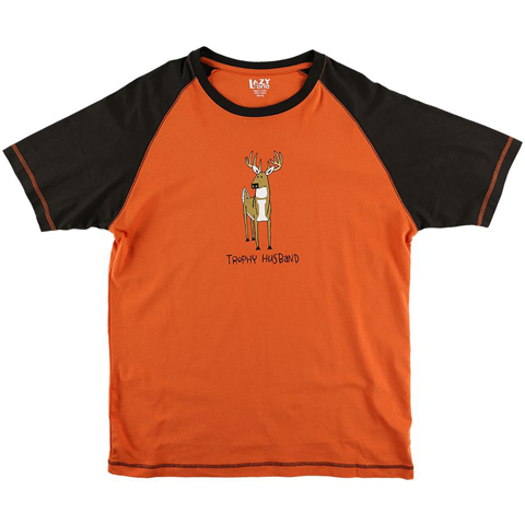 Trophy Husband Deer Unisex PJ Tee