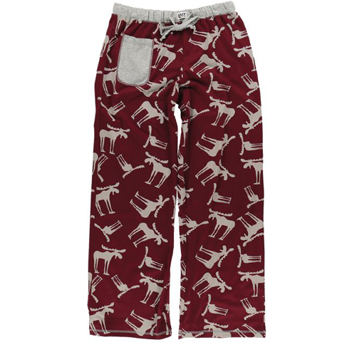 Lazy One Funky Moose Womens PJ Pant