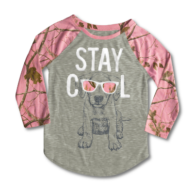 Buck Wear Stay Cool Toddler Long Sleeve