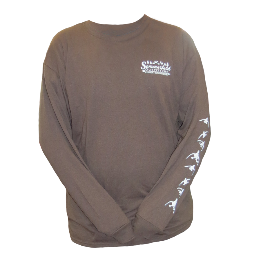 Sommerfeld Outfitters Long Sleeve Waterfowl Shirts
