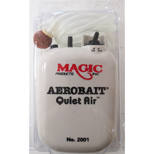 MAGIC AEROBAIT QUIET AIR AERATOR - OUT OF STOCK