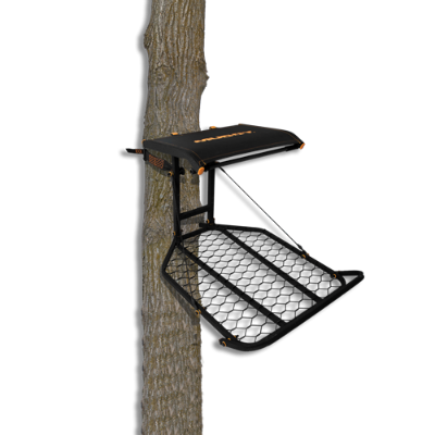 Muddy Boss XL Treestand = IN STORE ONLY *DISCONTINUED*