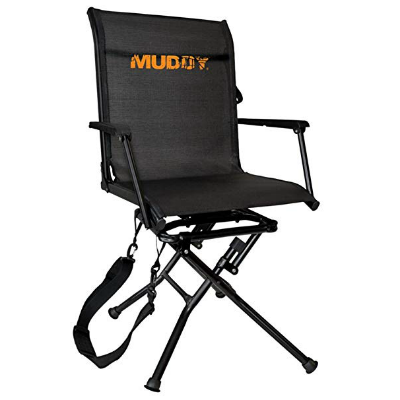 Muddy Swivel Ground Seat