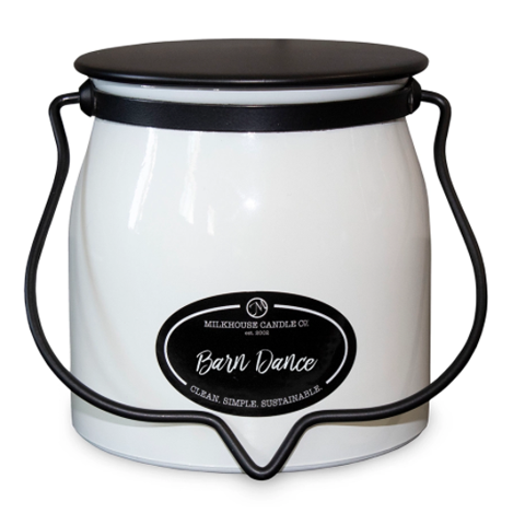 Milkhouse Candles 16oz Butter Jar Candles