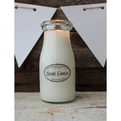 Milkhouse Milkbottle Candles