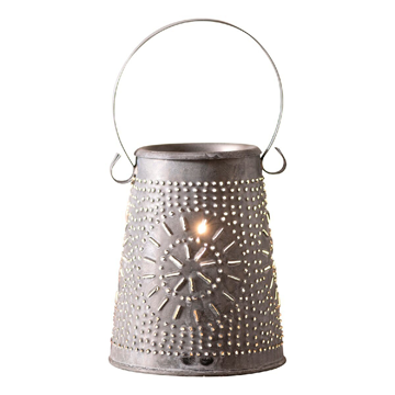 Milkhouse Candles Punched Tin Melter OUT OF STOCK