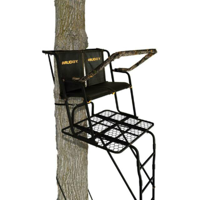 Muddy The Partner Double Ladder Treestand *IN STORE ONLY*