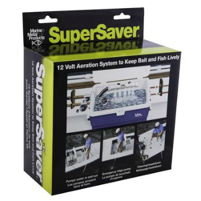 MARINE METAL SUPER SAVER KIT 12 V
