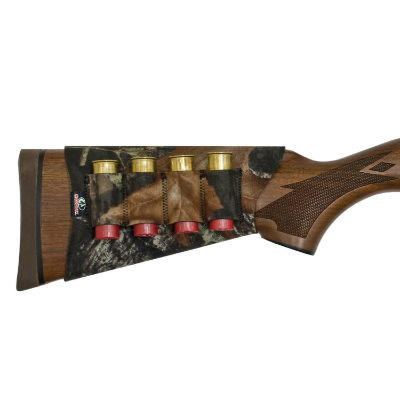 Mossy Oak Buttstock Shotgun Shell Holder