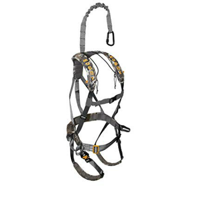 Muddy Ambush Safety Harness - Optifade Elevated II Camo