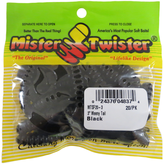 Mister Twister Soft Baits