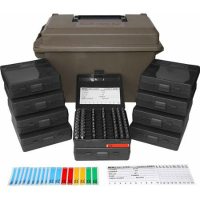 MTM 9mm Ammo Can - Holds up to 1,000 Rounds