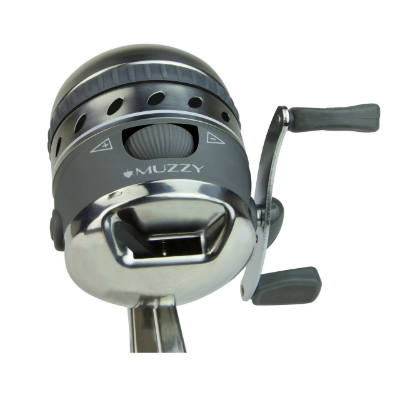 Muzzy XD Pro Spin Style Bowfishing Reel